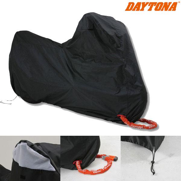 DAYTONA 【WEB限定】ブラックカバー シンプル 4Lサイズ
