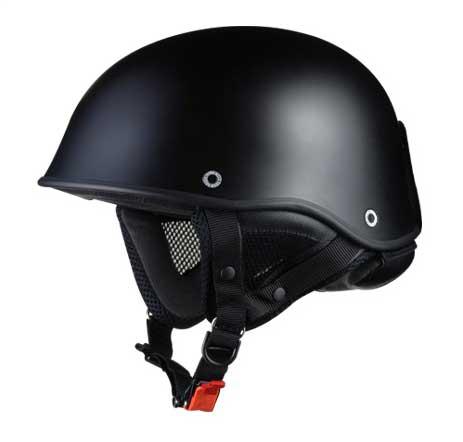 リード工業 EAGLE WING EW-88 ハーフヘルメット ソリッドカラー
