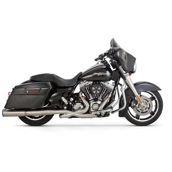 VANCE&HINES 【お取り寄せ】STAINLESS HI-OUTPUT DUALS〔決済区分:代引き不可〕