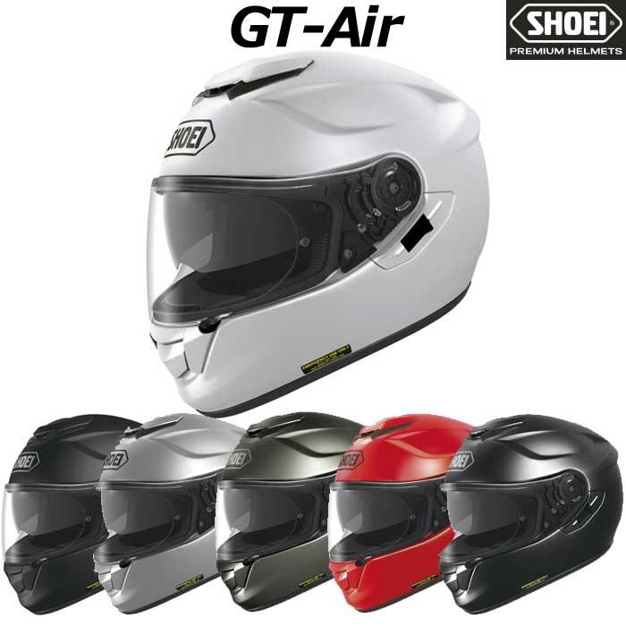 SHOEI ヘルメット 【通販限定】〔在庫限り 店頭在庫品 化粧箱無し〕GT-Air [ジーティーエアー] フルフェイス ヘルメット