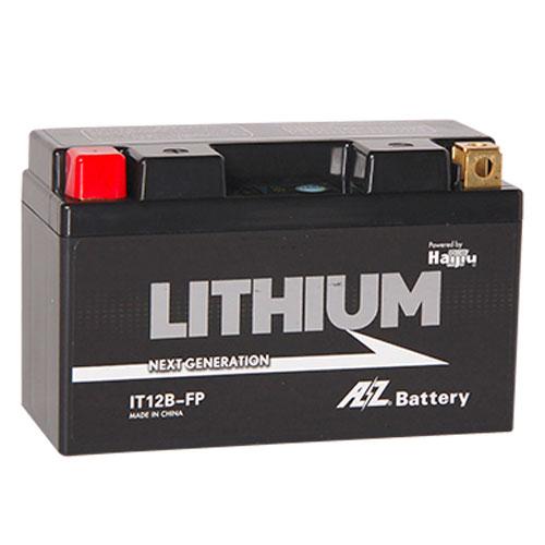 AZ リチウムイオンバッテリー IT12B-FP