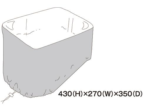 TANAX 〔WEB価格〕レインカバー MFK-185用