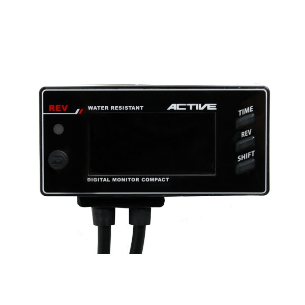 ACTIVE デジタルモニターコンパクト レブ