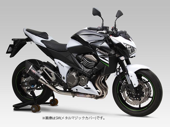 YOSHIMURA JAPAN 【お取り寄せ】Slip-On R-11 サイクロン 1エンド Z800 '13 東南アジア仕様〔決済区分:代引き不可〕