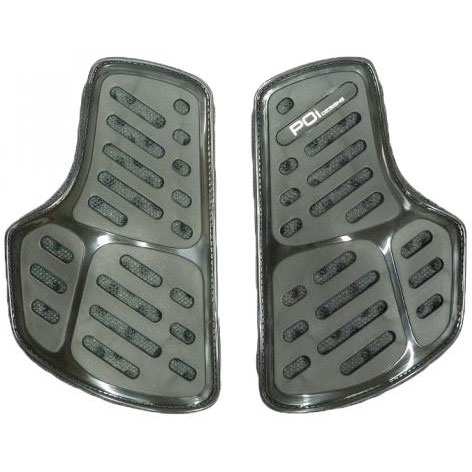 POI designs ハード胸部プロテクター