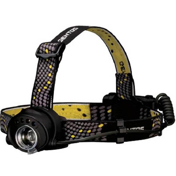 GENTOS DELTA PEAK LEDヘッドライト DPX-433H