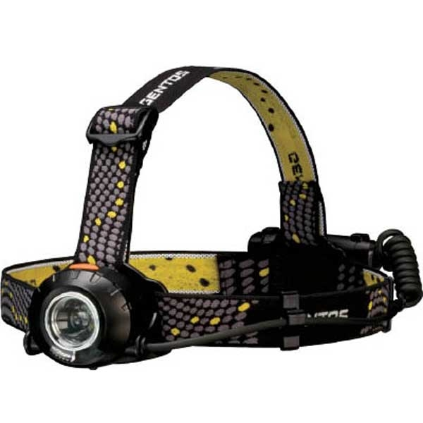 GENTOS HEAD WARS LEDヘッドライト HW-999H