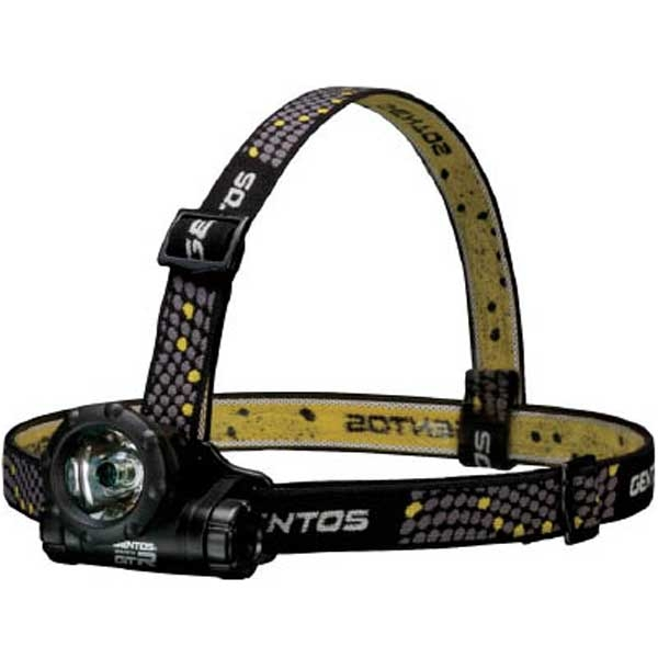 GENTOS GTR LEDヘッドライト リゲルGTR-951H