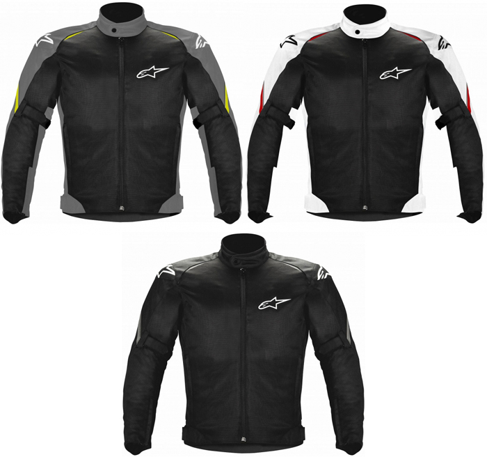 alpinestars 【WEB限定】3304613 HAZE AIR JACKET(スリムフィット)