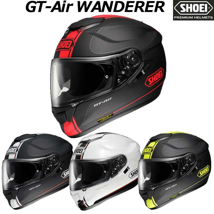 GT-Air WANDERER  [ジーティーエアー ワンダラー] フルフェイス ヘルメット