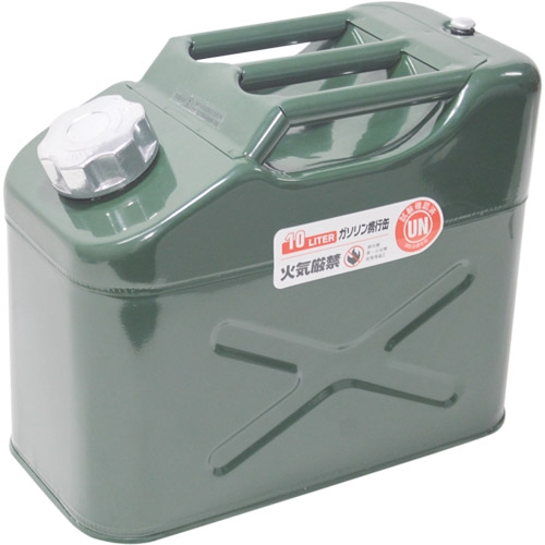 Protools 【EDLP】ガソリン携行缶 10L