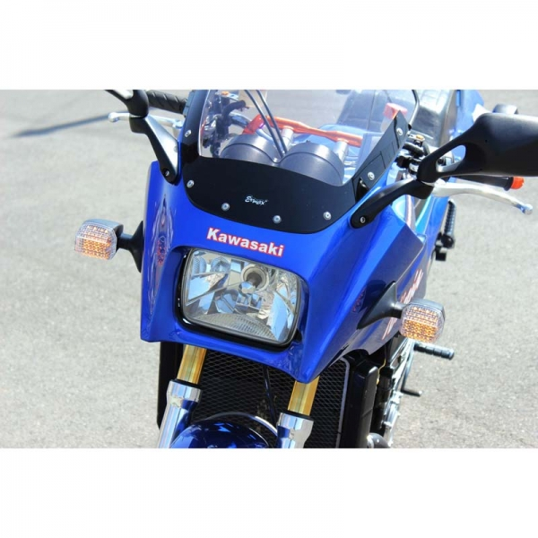 POSH LEDコンバージョンKIT for KAWASAKI フロントポジション(S球)使用 (フロントウインカーバルブに12v23w採用車)