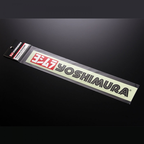 YOSHIMURA JAPAN 【お取り寄せ】ヨシムラ ステッカー〔決済区分:代引き不可〕