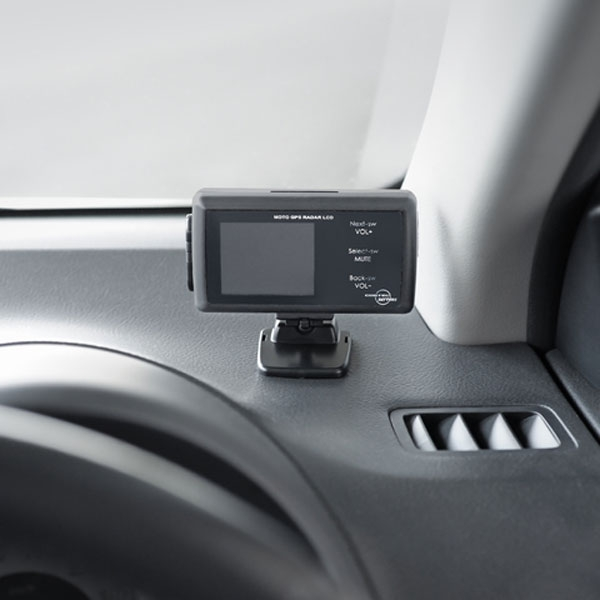 MOTO GPS RADAR LCD クルマ用ステー