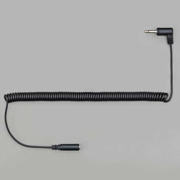 DAYTONA MOTO GPS RADAR LCD 補修用防水カールコード