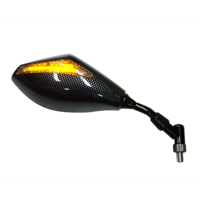 JPモトマート LEDエアロウィンカーミラー NK1 右(R)