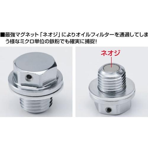 NANKAI ナンカイ マグネット付 ドレンボルト M12X14mm P1.5