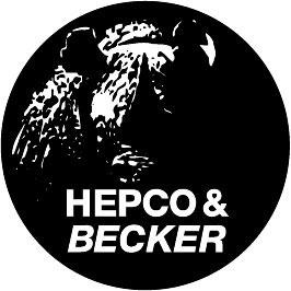 HEPCO&BECKER リアラック