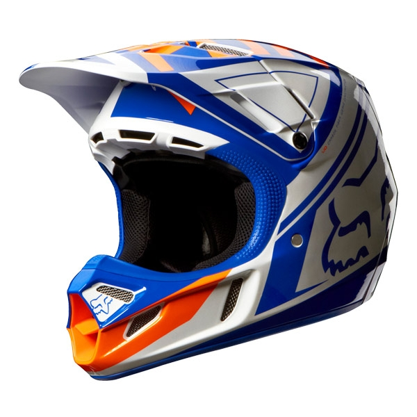 FOX RACING 2014年モデル V4ヘルメット INTAKE