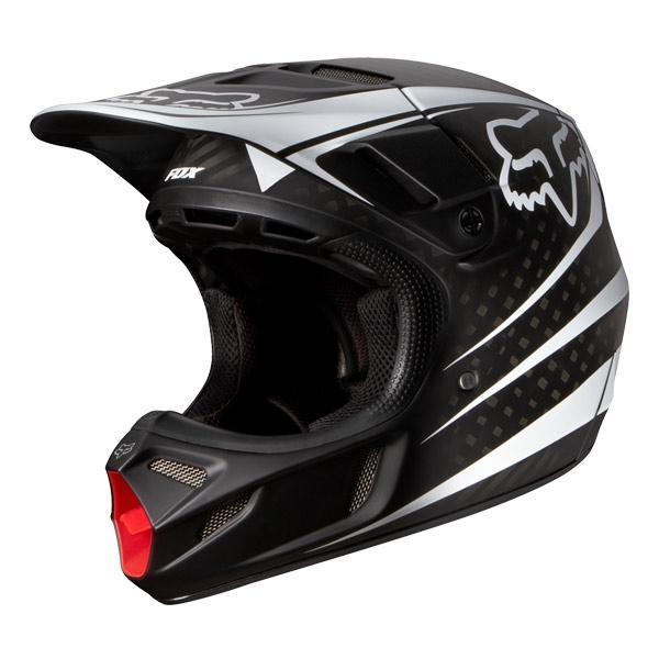 FOX RACING 2014年モデル V4ヘルメット CARBON REVEAL【カーボンリビール】