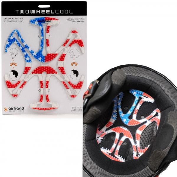 TWO WHEEL COOL AH01ヘルメットベンチレーションライナー airhead(エアーヘッド)Easy Rider