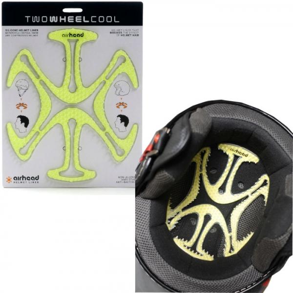 TWO WHEEL COOL AH07ヘルメットヘルメットベンチレーションライナー airhead(エアーヘッド)Rossi