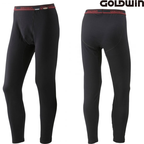 GOLDWIN 〔WEB価格〕GSM14359 光電子スーパーヘビーウエイトパンツ 防寒 保温 吸汗速乾 インナー