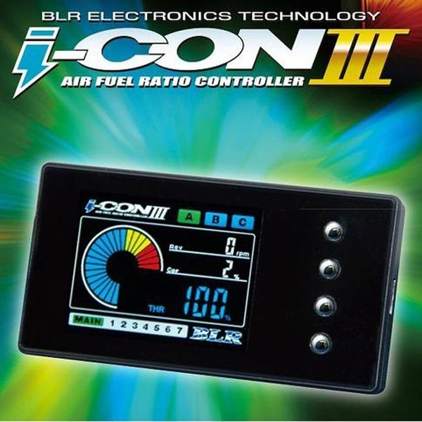 BLUE LIGHTNING インジェクションコントローラー i-CON3