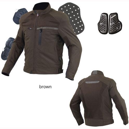 JK-553 ハイブリッドライディングジャケット 『アクティウム』ACTIUM