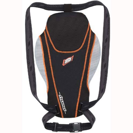 HRZ903 EVOLUTION D3O BACK PROTECTOR