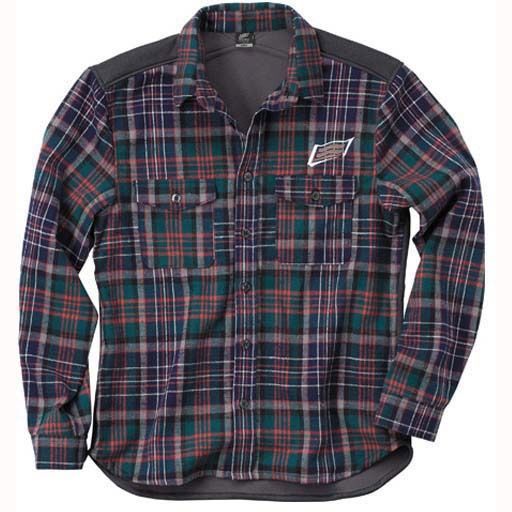 WIND BLOCK ACTIVE FLANNEL SHIRTS
