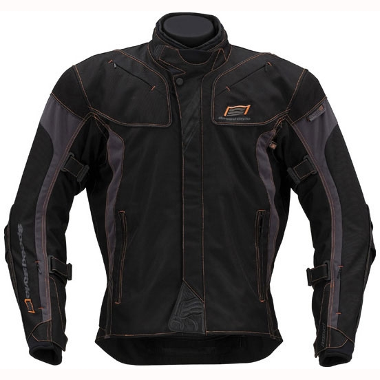 ST-W GLAIVE D3O JACKET 『グレイブ』 防寒 着脱式インナー付