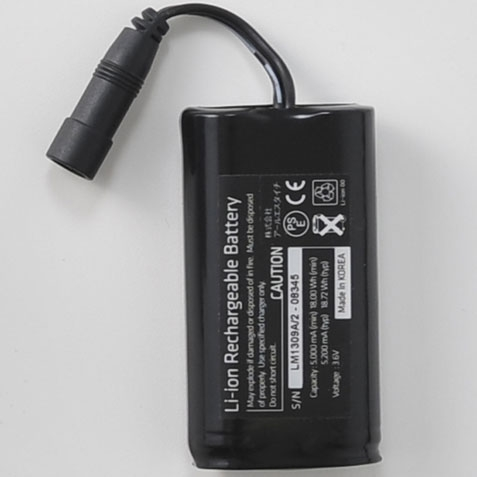 アールエスタイチ e-HEAT オプション グローブ・ベスト用 スペア バッテリー(1個)