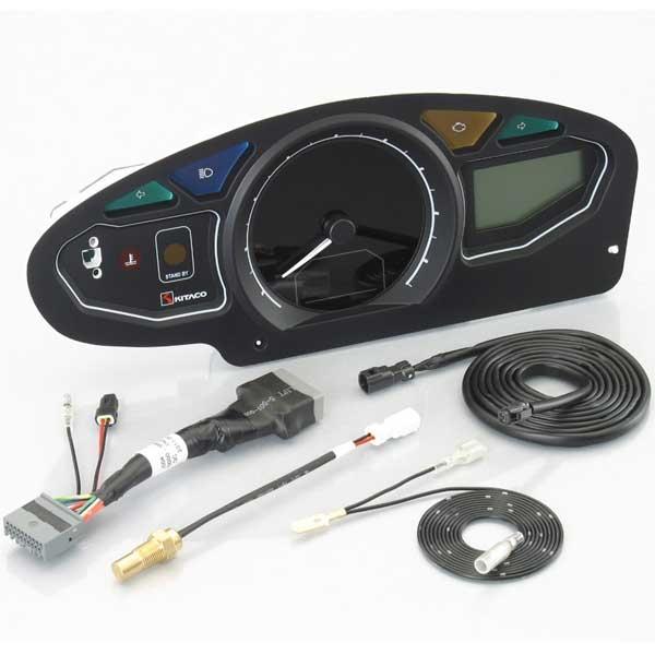 KITACO LCDデジタルスピードメーター