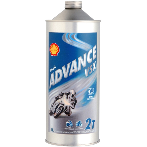 Shell ADVANCE VSX2