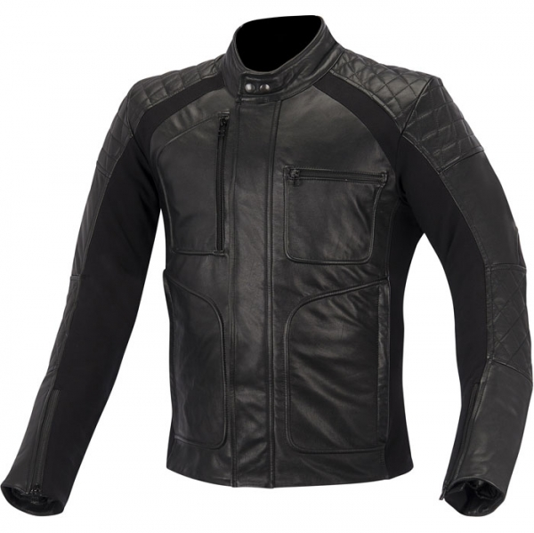 HOXTON LEATHER JACKET