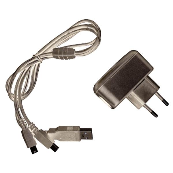 MIDLAND C1057 充電アダプター(充電コード付き)