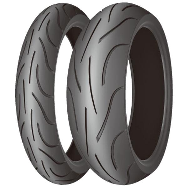 Michelin 〔WEB価格〕PILOT POWER 2CT 120/60ZR17&160/60ZR17 前後セット