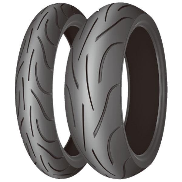 Michelin 〔WEB価格〕PILOT POWER 2CT 120/70ZR17&180/55ZR17 前後セット