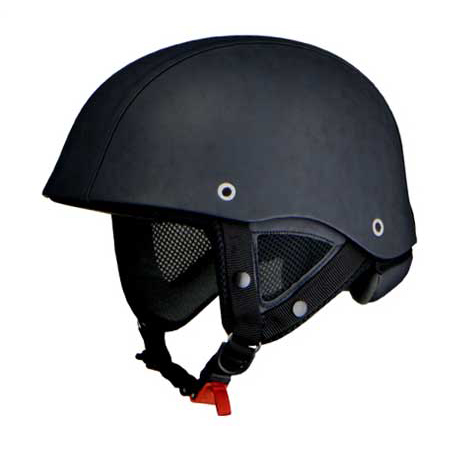 リード工業 LEAD EW-88 LEATHER MODEL SAFETY HALF HELMET
