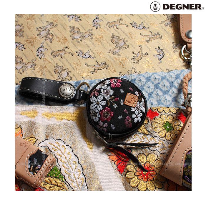 DEGNER 〔WEB価格〕 WV-8 花山コインケース