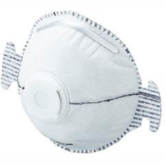 SWANS 交換用 排気弁付き立体フィルター(活性炭入り) 5枚入り(単体使用不可)