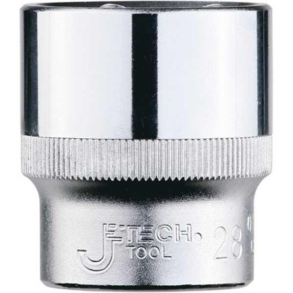 JETECH TOOL 1/2 ソケット(6角) 32mm