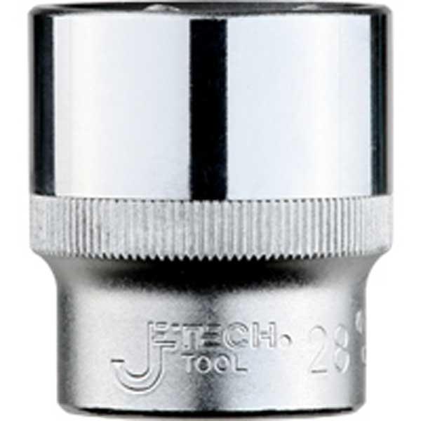 JETECH TOOL 3/8 ソケット(6角) 6mm