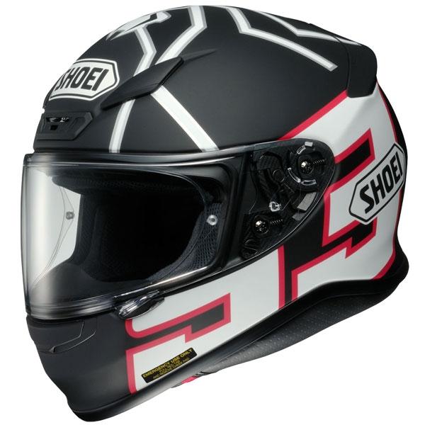 SHOEI ヘルメット Z-7 MARQUEZ BLACK ANT【ゼット-セブン マルケス ブラック アント】マルク・マルケスレプリカ/ウインターテスト/フルフェイスヘルメット