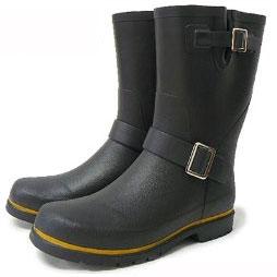 【特価品】フェニックスウイングラバーブーツ ロングエンジニア(大きめサイズ)【ゴム長靴】