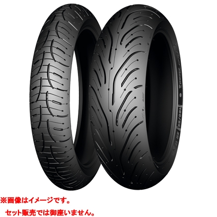 Michelin PILOT ROAD4 R 160/60ZR17MC 69W TL 38320 4985009541333