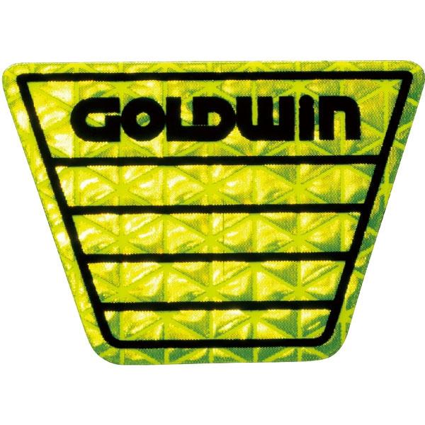 GOLDWIN 反射マークステッカー