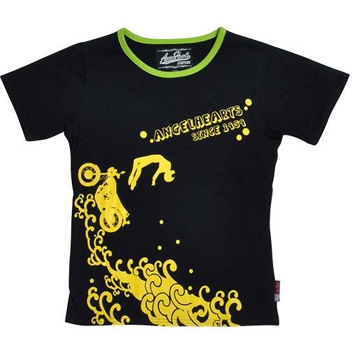 SIMPSON Angel Hearts レディース Tシャツ