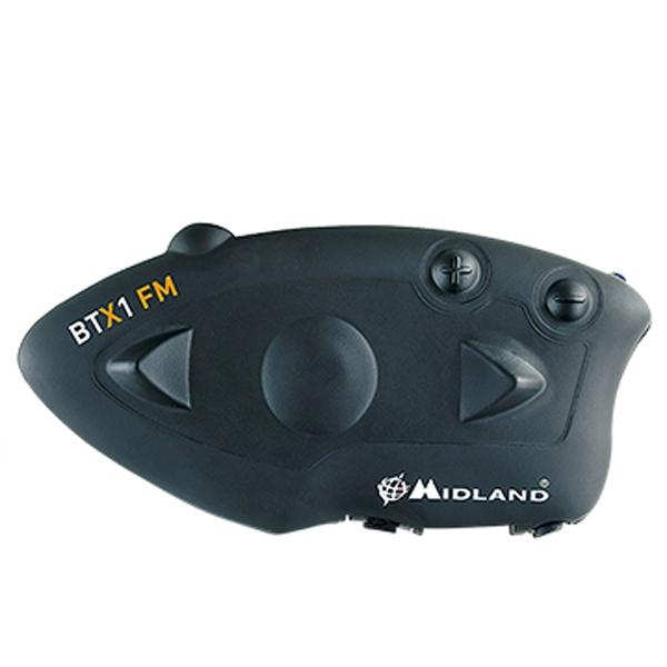 【WEB会員限定】C1142.10 ブルートゥースインカム BT X1 FM シングルパック